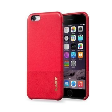 iPhone 6 Plus / 6S Plus Laut UN1FORM TPU Case Red