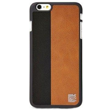 iPhone 6 Plus / 6S Plus Maroo The Exec Plus Kovakotelo Tobacco