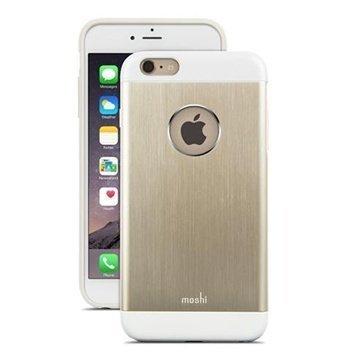 iPhone 6 Plus / 6S Plus Moshi iGlaze Armour Case Gold