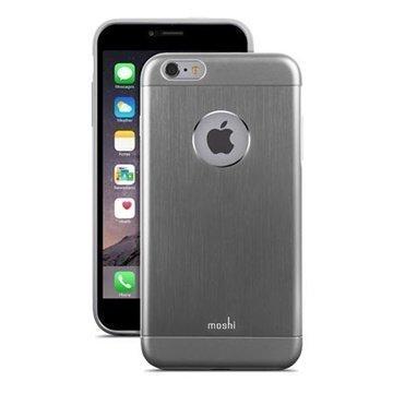 iPhone 6 Plus / 6S Plus Moshi iGlaze Armour Case Grey
