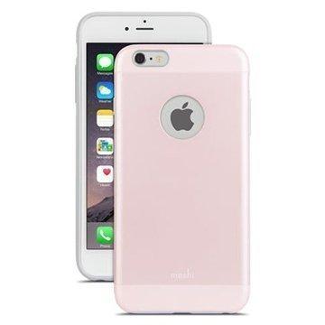 iPhone 6 Plus / 6S Plus Moshi iGlaze Kotelo Pinkki