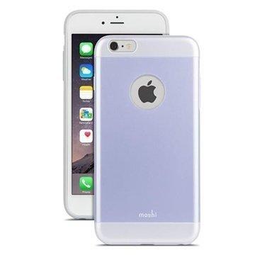 iPhone 6 Plus / 6S Plus Moshi iGlaze Kotelo Violetti