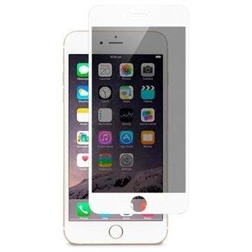 iPhone 6 Plus / 6S Plus Moshi iVisor Glass Privacy Lasinen Näytönsuoja Valkoinen