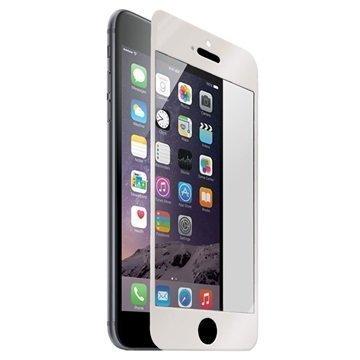 iPhone 6 Plus / 6S Plus Naztech Näytönsuoja Karkaistua Lasia Hopeinen