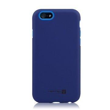 iPhone 6 Plus / 6S Plus Naztech Vertex 3-kerroksinen Kotelo Sininen / Sininen