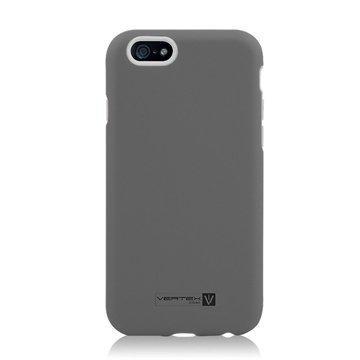 iPhone 6 Plus / 6S Plus Naztech Vertex 3-kerroksinen Kotelo Valkoinen / Harmaa