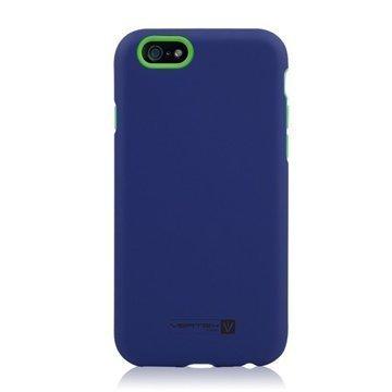 iPhone 6 Plus / 6S Plus Naztech Vertex 3-kerroksinen Kotelo Vihreä / Sininen