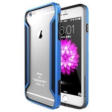 iPhone 6 Plus / 6S Plus Nillkin Armor-Border Series Suojapuskuri Sininen