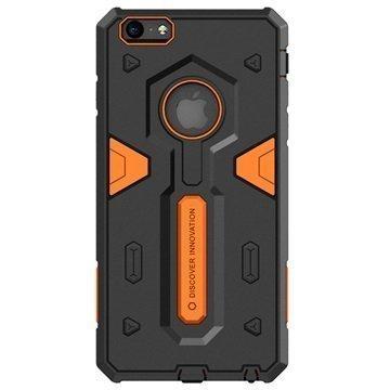 iPhone 6 Plus / 6S Plus Nillkin Defender II Series Hybrid Suojakuori Oranssi