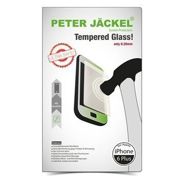 iPhone 6 Plus / 6S Plus Peter Jäckel Ultra Thin Tempered Glass Screen Protector