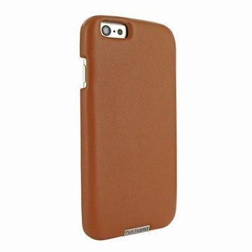 iPhone 6 Plus / 6S Plus Piel Frama FramaGrip Nahkakotelo Ruskea