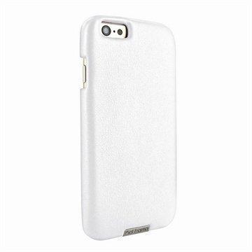 iPhone 6 Plus / 6S Plus Piel Frama FramaGrip Nahkakotelo Valkoinen
