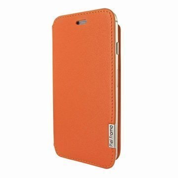 iPhone 6 Plus / 6S Plus Piel Frama FramaSlim Nahkakotelo Oranssi