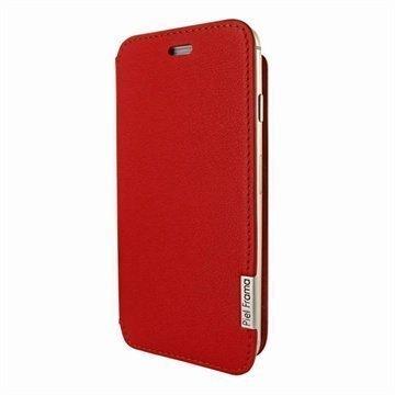 iPhone 6 Plus / 6S Plus Piel Frama FramaSlim Nahkakotelo Punainen