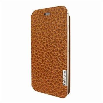 iPhone 6 Plus / 6S Plus Piel Frama FramaSlim Nahkakotelo iForte Kellanruskea