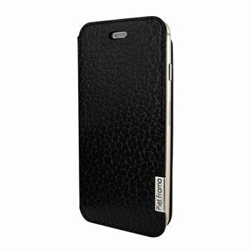 iPhone 6 Plus / 6S Plus Piel Frama FramaSlim Nahkakotelo iForte Musta