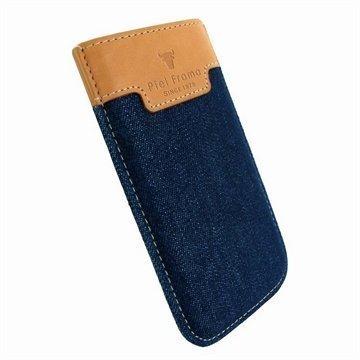 iPhone 6 Plus / 6S Plus Piel Frama Jeans Style Kotelo