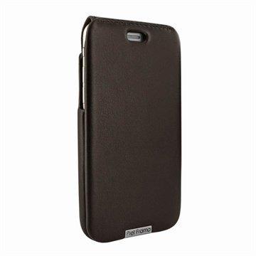 iPhone 6 Plus / 6S Plus Piel Frama iMagnum Nahkakotelo Ruskea