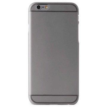 iPhone 6 Plus / 6S Plus Puro 0.3 Ultra Slim Silikonikotelo Musta