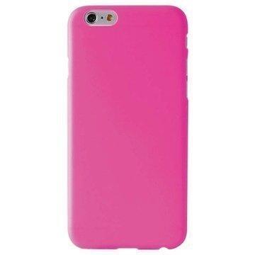 iPhone 6 Plus / 6S Plus Puro 0.3 Ultra Slim Silikonikotelo Pinkki