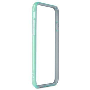 iPhone 6 Plus / 6S Plus Puro Silicone Bumper Aqua