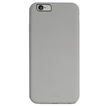 iPhone 6 Plus / 6S Plus Puro Soft Touch Kotelo Harmaa