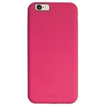iPhone 6 Plus / 6S Plus Puro Soft Touch Kotelo Pinkki