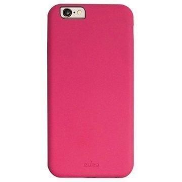iPhone 6 Plus / 6S Plus Puro Soft Touch Kotelo Pinkki