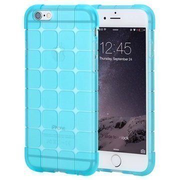 iPhone 6 Plus / 6S Plus Rock Cubee Series TPU Case Blue
