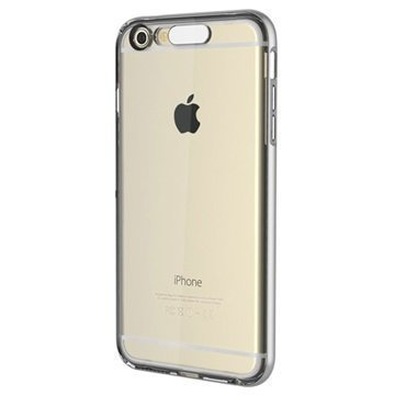 iPhone 6 Plus / 6S Plus Rock Light Tube Kotelo Harmaa