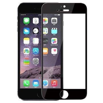 iPhone 6 Plus / 6S Plus Rock Näytönsuoja Karkaistua Lasia Musta