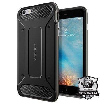 iPhone 6 Plus / 6S Plus Spigen Neo Hybrid Carbon Kotelo Asemetalli