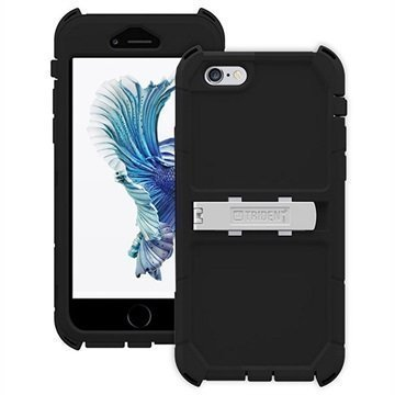iPhone 6 Plus / 6S Plus Trident Kraken A.M.S. Kotelo Musta