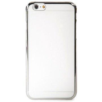 iPhone 6 Plus / 6S Plus Tucano Elektro Suojakuori Hopea