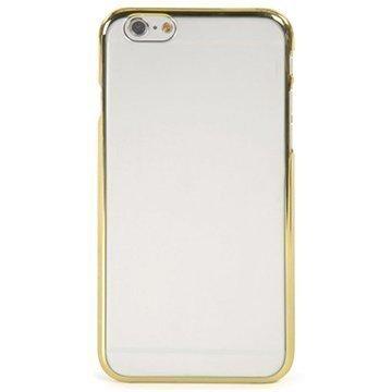 iPhone 6 Plus / 6S Plus Tucano Elektro Suojakuori Kulta