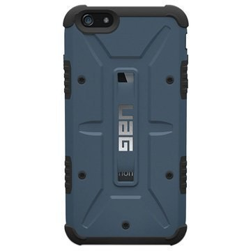 iPhone 6 Plus / 6S Plus UAG Komposiittikotelo Aero Sininen / Musta