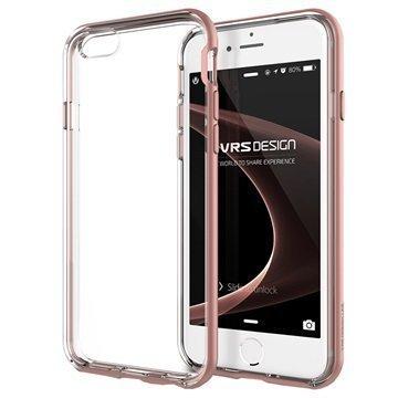 iPhone 6 Plus / 6S Plus VRS Design New Crystal Bumper Series Kotelo Ruusukulta