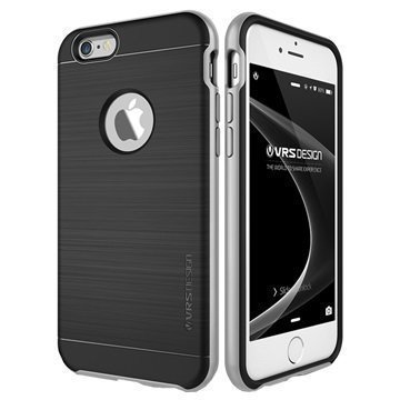 iPhone 6 Plus / 6S Plus VRS Design New High Pro Shield Series Kotelo Vaalea Hopea