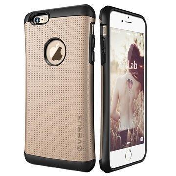 iPhone 6 Plus / 6S Plus VRS Design Thor Hard Drop -Sarjan Kotelo Hohtava Kulta
