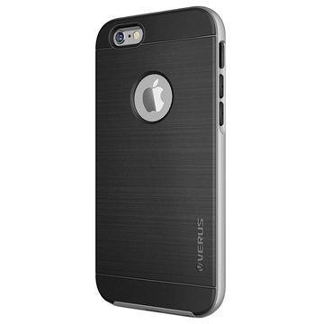 iPhone 6 Plus / 6S Plus Verus High Pro Shield Series Kotelo Vaalea Hopea