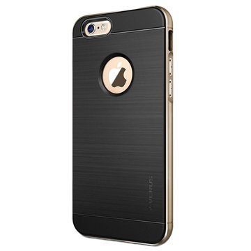 iPhone 6 Plus / 6S Plus Verus New Iron Shield Sarjan Kotelo Kulta