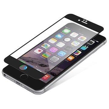 iPhone 6 Plus / 6S Plus ZAGG InvisibleSHIELD GLASS Luxe Näytönsuoja Musta