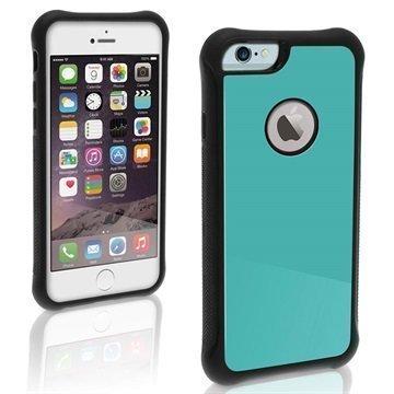 iPhone 6 Plus / 6S Plus iGadgitz Bumper Kova Kotelo Sininen