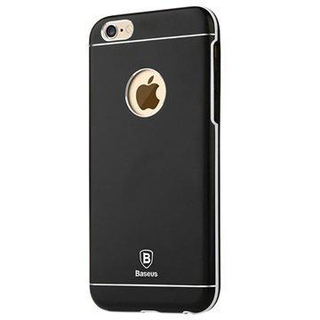 iPhone 6 Plus Baseus Design Hybridikotelo Musta