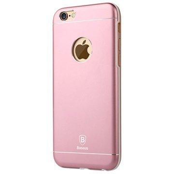 iPhone 6 Plus Baseus Design Hybridikotelo Pinkki