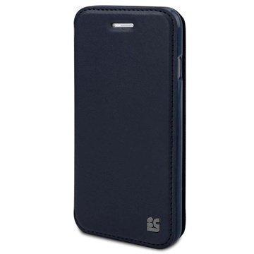 iPhone 6 Plus Beyond Cell Infolio A Nahkainen Lompakkokotelo Sininen