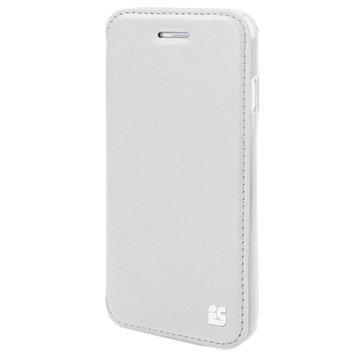 iPhone 6 Plus Beyond Cell Infolio A Nahkainen Lompakkokotelo Valkoinen