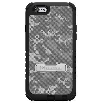 iPhone 6 Plus Beyond Cell Tri Shield Design Hybrid Suojakuori Digital Camouflage