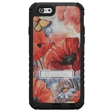 iPhone 6 Plus Beyond Cell Tri Shield Design Hybridikotelo Spring Canvas