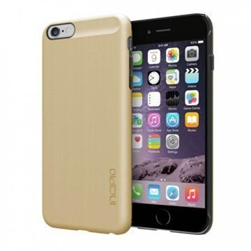 iPhone 6 Plus Incipio Feather SHINE Kotelo Kulta